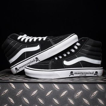 VANS Mastermind Japan SK8 Hi Canvas Sneakers Sport Shoes