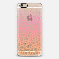 Sunrise Field Of Hearts iPhone 6 case by Organic Saturation | Casetify