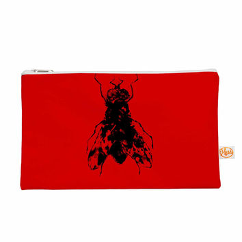 "BarmalisiRTB ""The Fly"" Black Red Everything Bag"