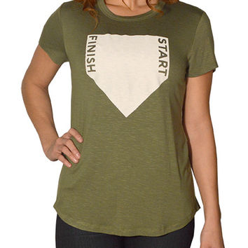 Finish Line - Women's Perfect Fit Tee