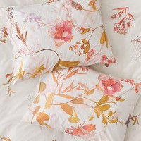 Wildflower Garden Sham Set | Urban Outfitters
