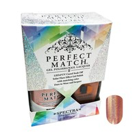 LeChat Perfect Match Spectra Collection Gel Polish + Nail Lacquer Wavelength SPMS04