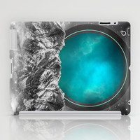 Fade Away (Lunar Eclipse) iPad Case by Soaring Anchor Designs
