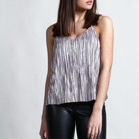 Perfectly Pleated Cami