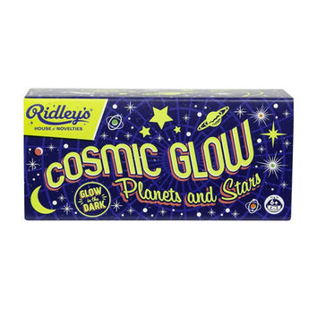 Cosmic Glow Stars and Planets