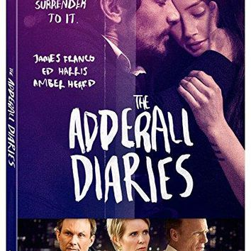 Amber Heard & James Franco & Pamela Romanowsky-The Adderall Diaries Digital