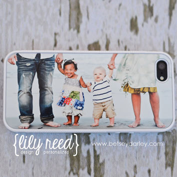 iPhone 4 case - iPhone 4s case - Plastic or Rubber - Personalized Photo iPhone Case