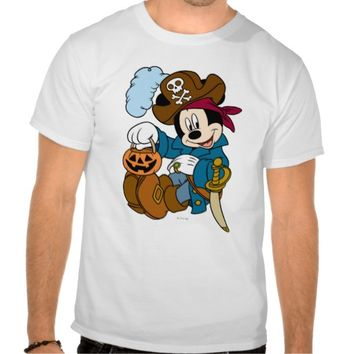 Mickey Mouse the Pirate Tee Shirts