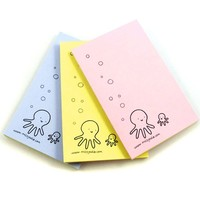 Mini Notepad - Octopus Momma and Baby
