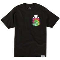 Grizzly Tie Dye Pocket T-Shirt - Men's at CCS