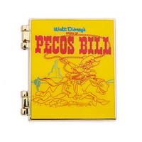Pecos Bill Limited Release Pin - September 2016 | Disney Store