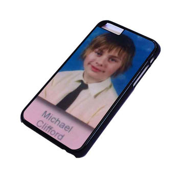 5SOS MICHAEL CLIFFORD iPhone 4/4S 5/5S 5C 6 6S Plus Case Cover