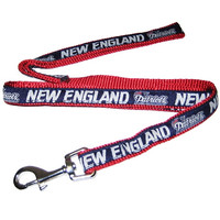 New England Patriots NFL Dog Leash Large