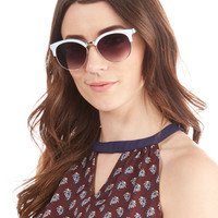 Urban Get Your Chill Sunglasses by ModCloth