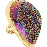 Dara Ettinger Heather Disco Ball Ring - Max and Chloe