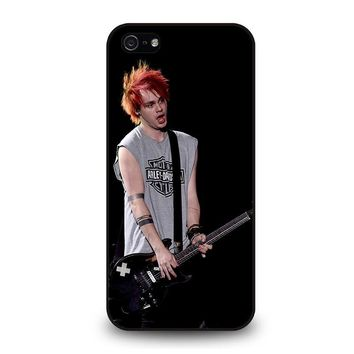 MICHAEL CLIFFORD 5SOS FIVE SECONDS OF SUMMER iPhone 5 / 5S / SE Case Cover