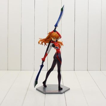 Naruto Sasauke ninja Eva Neon Genesis Evangelion Figure Asuka Langley Soryu PVC Action Figure Collectible Model Toy AT_81_8