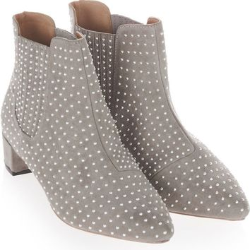 Topshop Killer Studded Chelsea Boot (Women) | Nordstrom