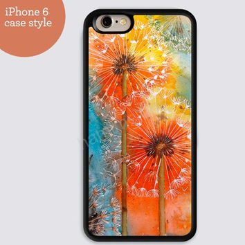 iphone 6 cover,dandelion colorful iphone 6 plus,Feather IPhone 4,4s case,color IPhone 5s,vivid IPhone 5c,IPhone 5 case 118