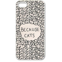 Cute Cat Phone Case Cover For Iphone 4 4S 5 5S 5C 6 6 Plus
