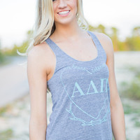 JUDITH MARCH My Heart Belongs to ADPi Tank