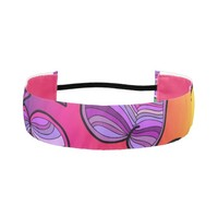 Colorful Hearts Athletic Headbands