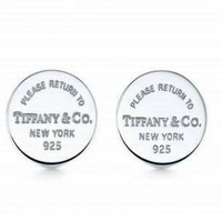 Tiffany & CO Circle Earrings