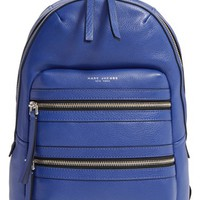 MARC BY MARC JACOBS 'Biker' Leather Backpack | Nordstrom