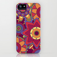 Flower 16 iPhone & iPod Case by Shelly Bremmer