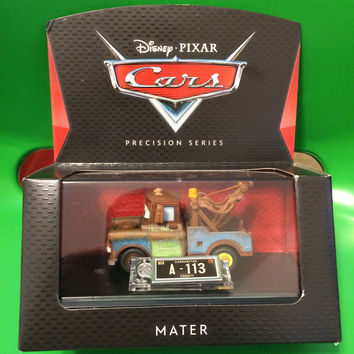 Mattel Disney Cars Precision Series Mater Vehicle