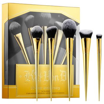 10TH Anniversary Brush Set - Kat Von D | Sephora