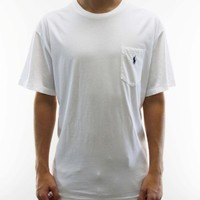 Polo Ralph Lauren Men Front Pocket Pony Logo T-Shirt