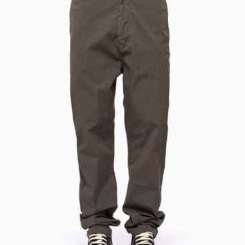 Easy Astaire Trousers from F/W2015-16 Rick Owens DRKSHDW in dark dust