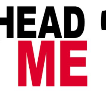 Go Ahead Try Me Bumper Sticker