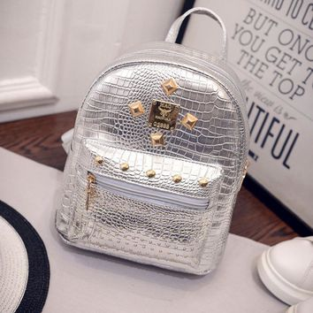 Backpacks for Women Leather Travel Backpack School Backpacks Mochilas Free Shipping