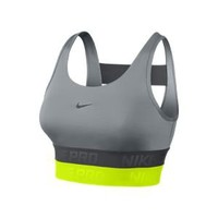 Nike Store. Nike Pro Core Stacked Elastic Women's Sports Bra