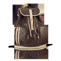 LOUISVUITTON.COM - Bosphore Backpack Monogram Canvas| Louis Vuitton