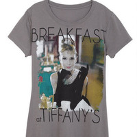 Breakfast At Tiffany's Tee