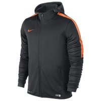 GPX Knit Full Zip Hoody / Anthracite/Total Orange/Total Orange