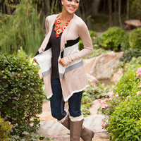 Country Winter Cardigan