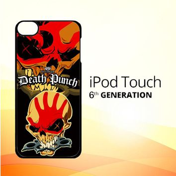 five finger death punch Z3324 iPod Touch 6 Case
