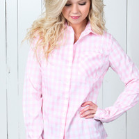 DOLLY TOP - Light Pink