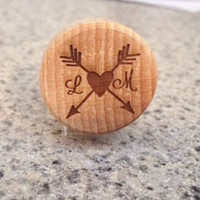 engraved wine stopper, wooden wine stopper, wood bottle stoppers, cork, custom engraved, cork, wine stoppers, wood wine stopper, wood topper