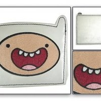 Adventure Time with Finn and Jake Bifold Wallet-Inch