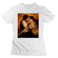 James Franco Seth Rogen Bound 3 Clothing T Shirt Women
