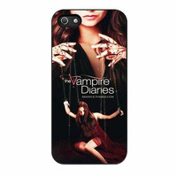 katherine elena vampire diaries cases for iphone se 5 5s 5c 4 4s 6 6s plus