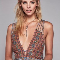 Free People Rhythm of Love Dress