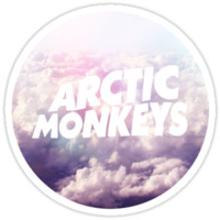Arctic Monkeys cloud logo T-Shirts & Hoodies