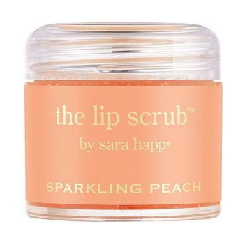 'The Lip Scrub - Sparkling Peach' Lip Exfoliator
