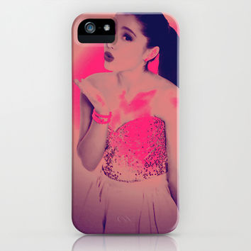 Ariana Grande iPhone & iPod Case by DesignPassion
